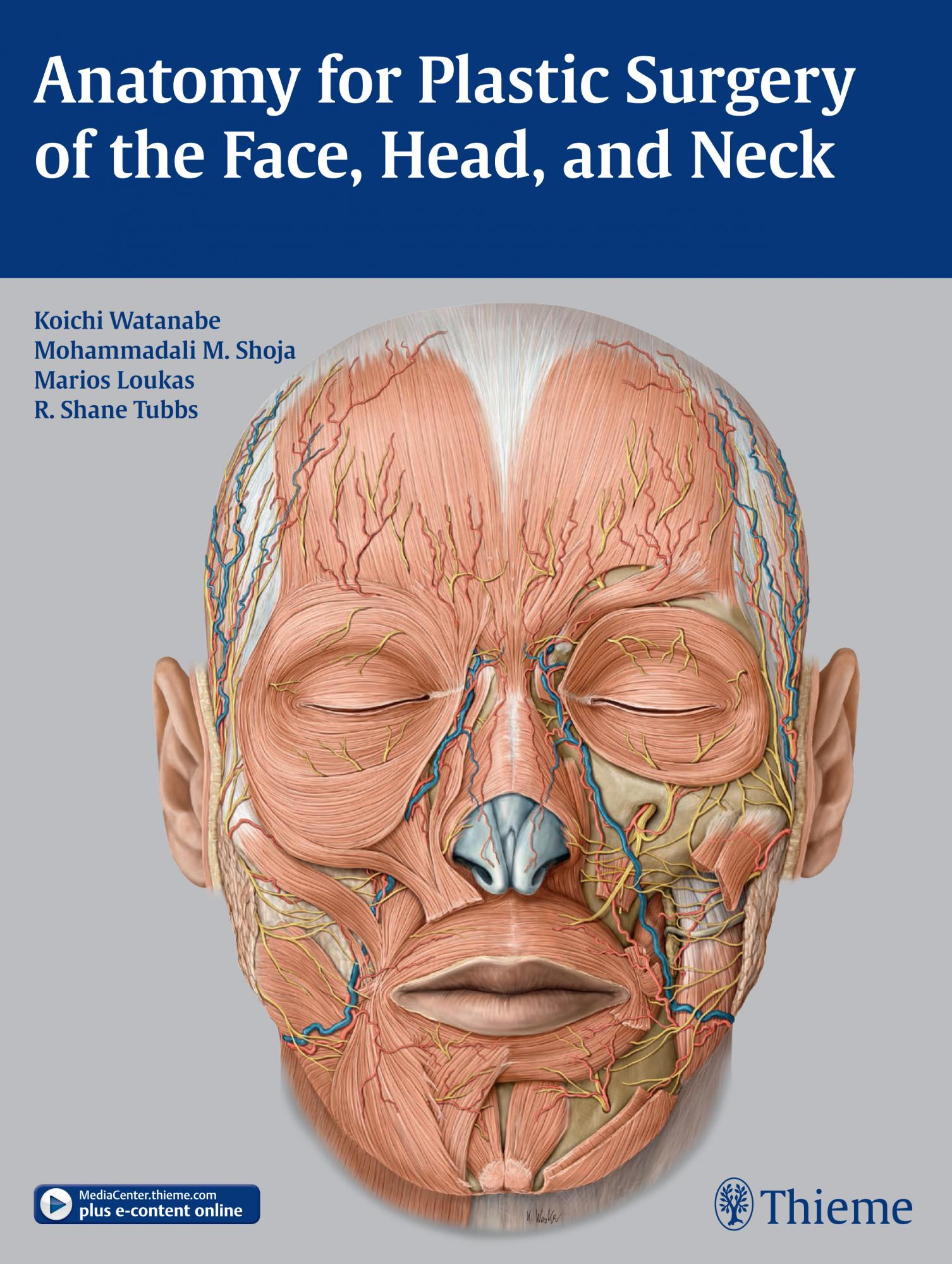 Anatomy For Plastic Surgery Of The Face Head And Neck