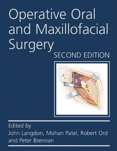 Operative Oral and Maxillofacial Surgery, 2nd edition