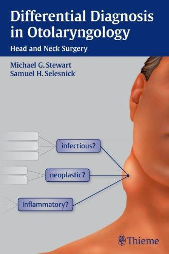 Differential Diagnosis in Otolaryngology – Head and Neck Surgery