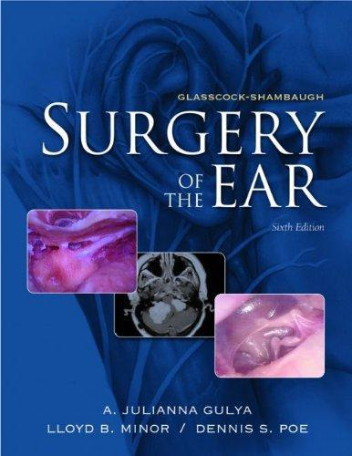 Surgery of the Ear