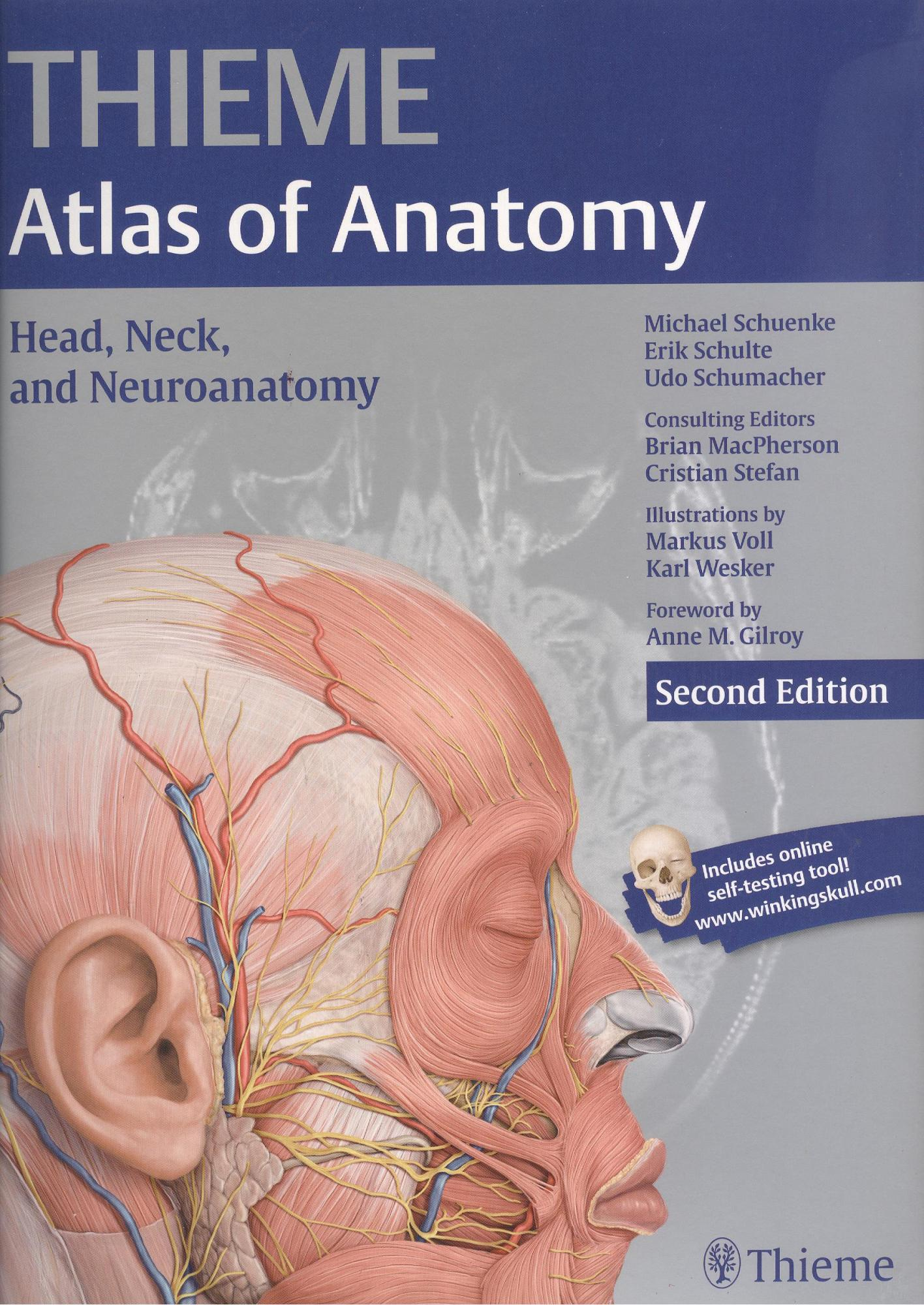 Head, Neck and Neuroanatomy, 2nd edition