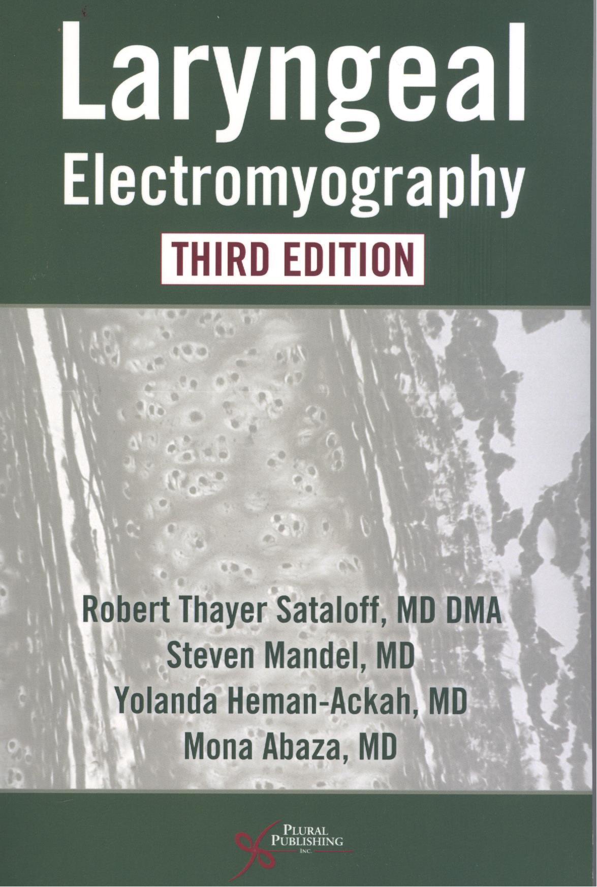 Laryngeal Electromyography, 3rd Edition