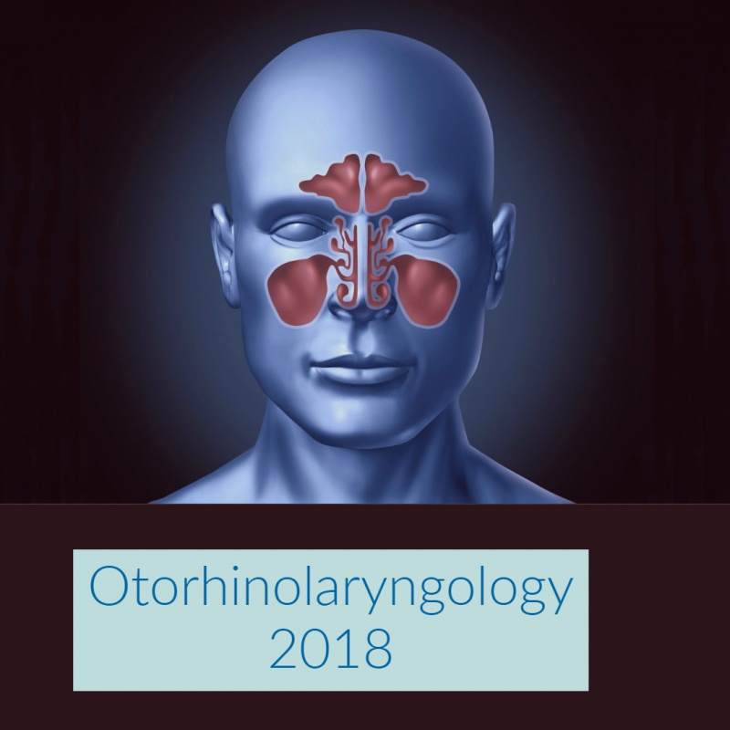 8th International Conference on Otorhinolaryngology