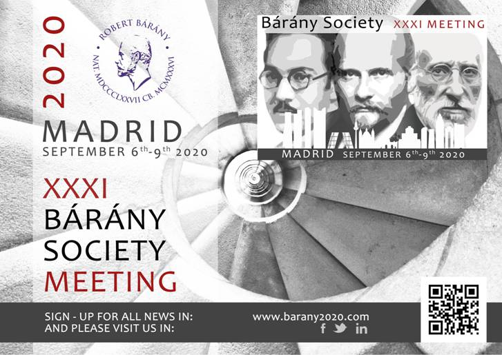 XXXI BARANY SOCIETY MEETING