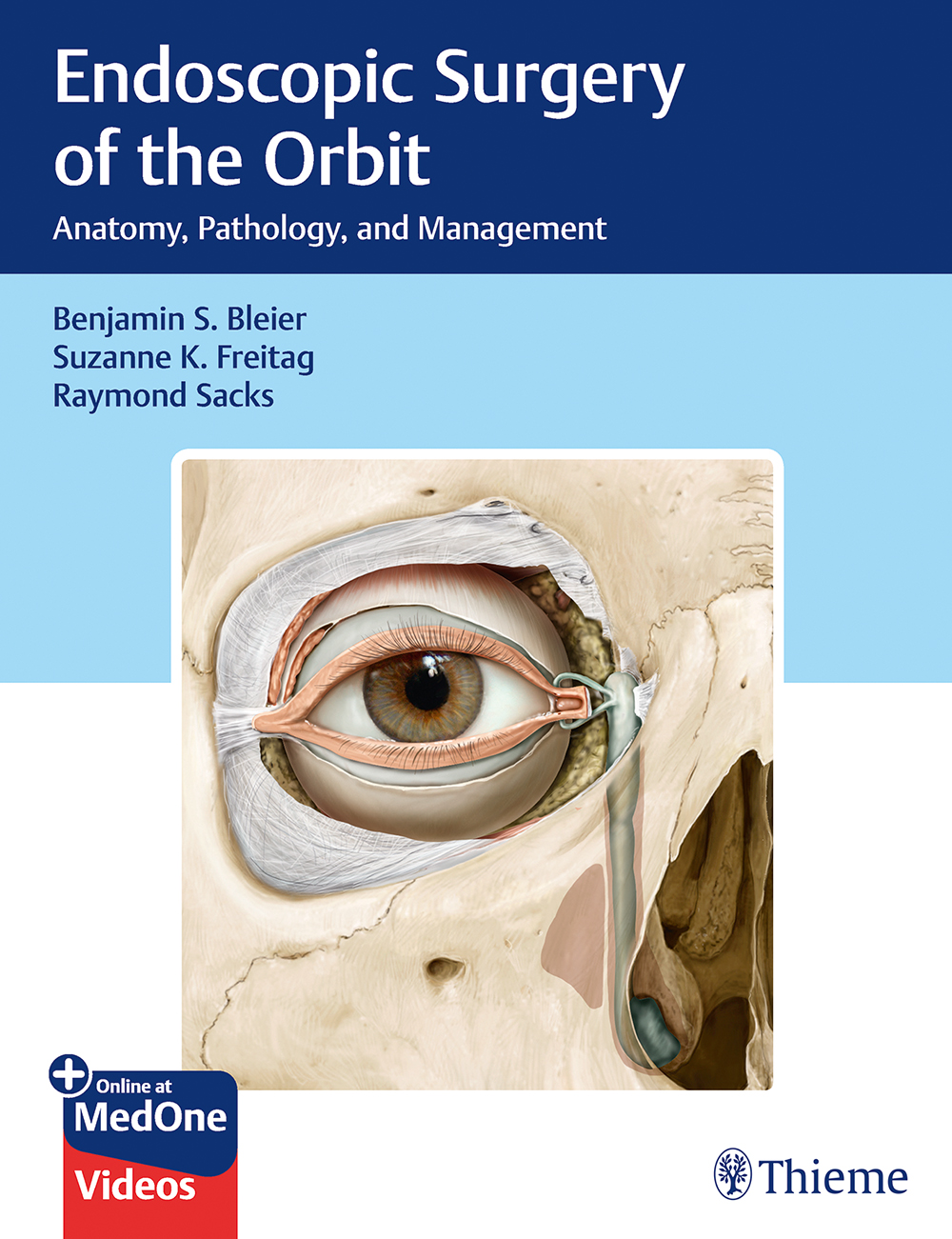 Endoscopic Surgery of the Orbit: Anatomy, Pathology, and Management