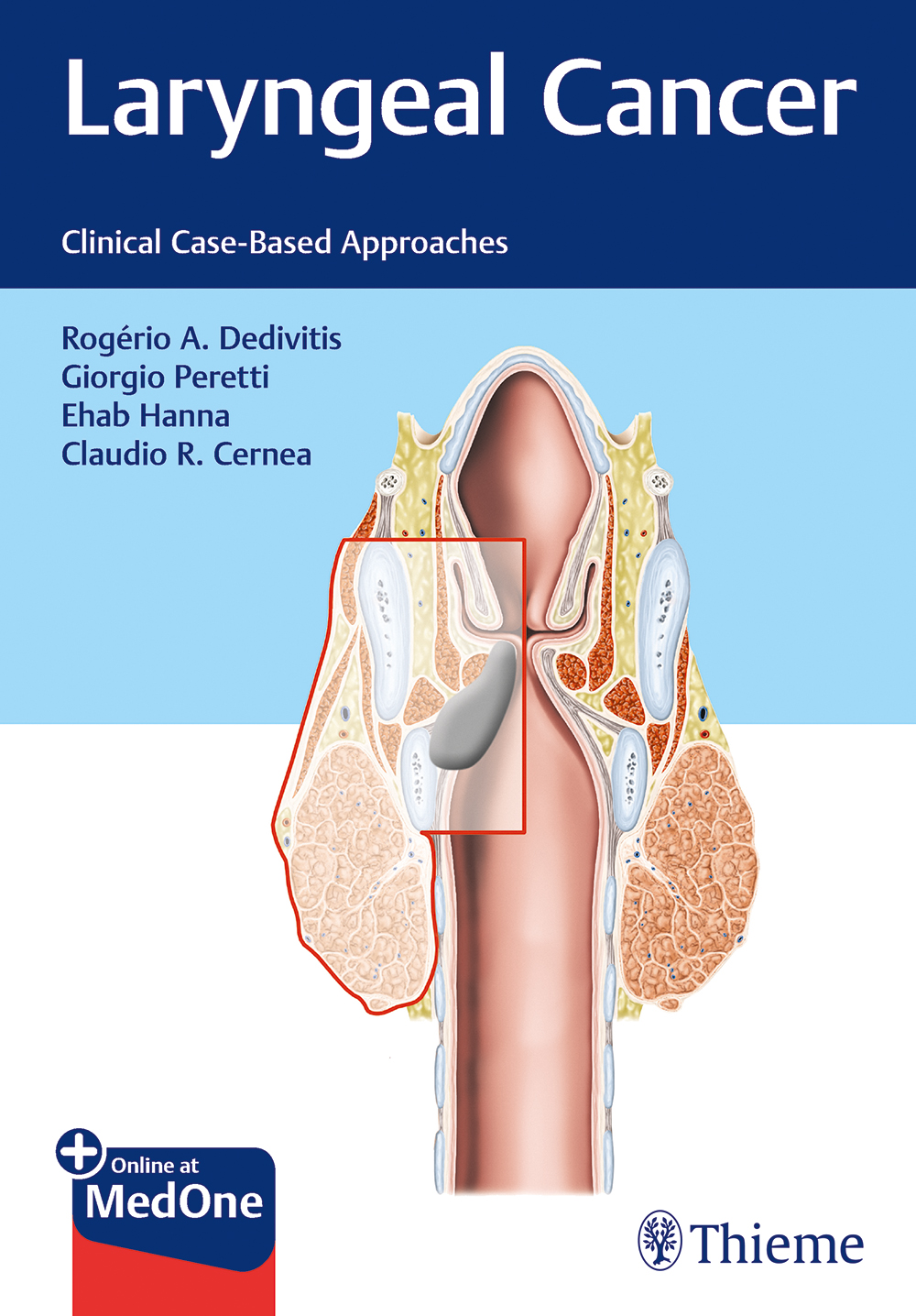 Laryngeal Cancer: Clinical Case-Based Approaches