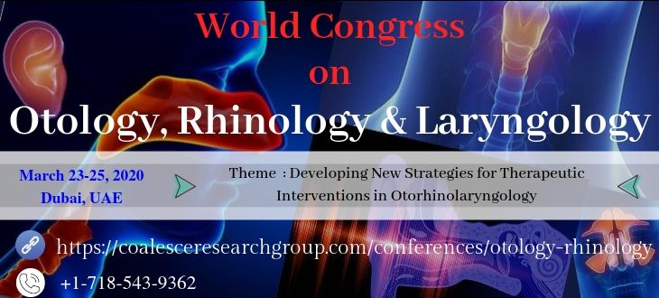 World Congress on Otology, Rhinology & Laryngology