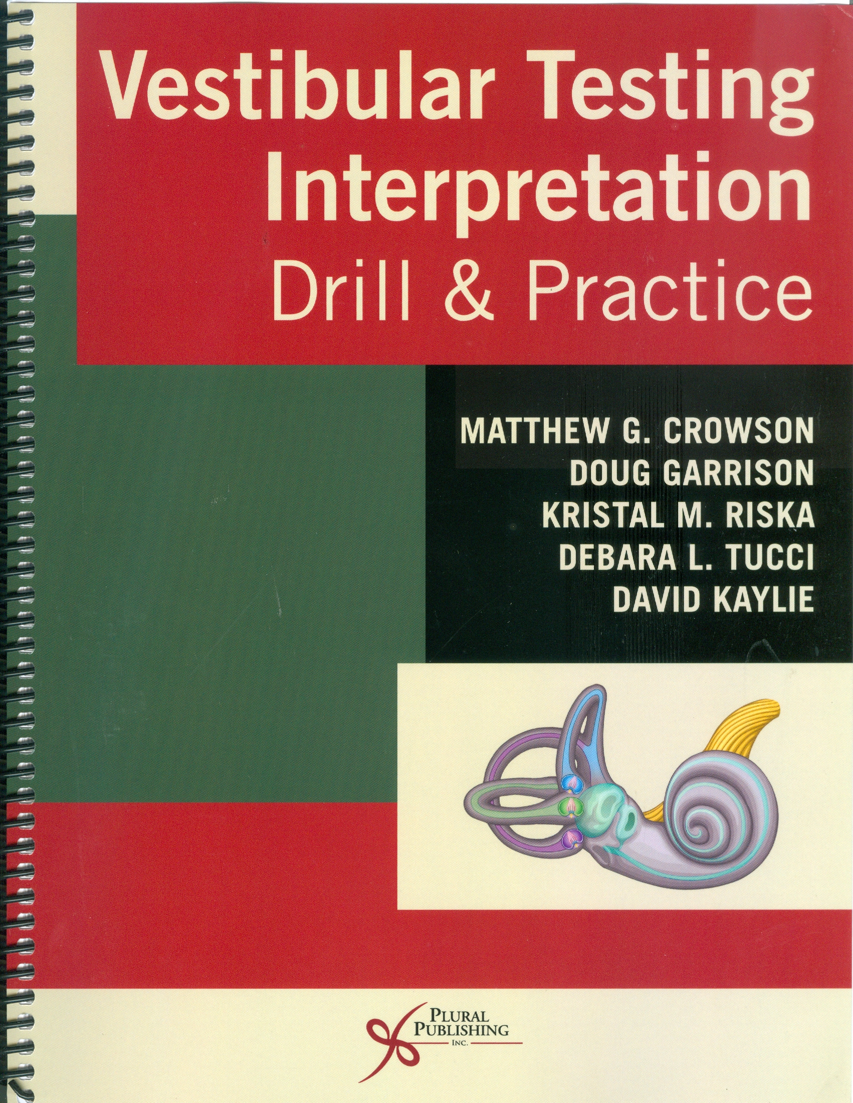 Vestibular Testing Interpretation: Drill and Practice