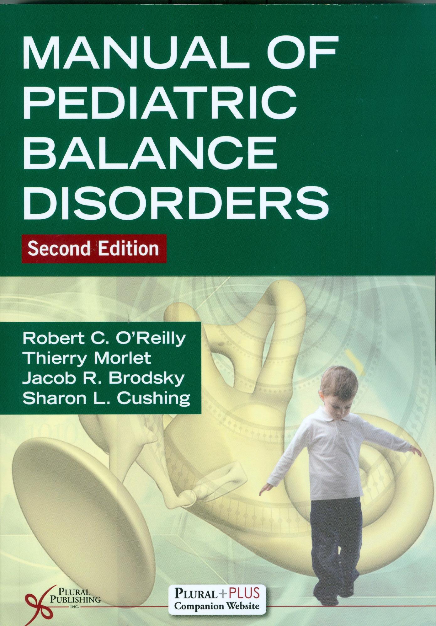 Manual of Pediatric Balance Disorders, 2nd edn