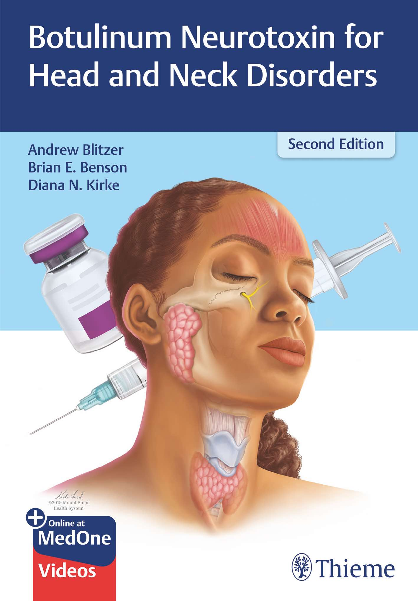 Botulinum Neurotoxin for Head and Neck Disorders, 2nd edn