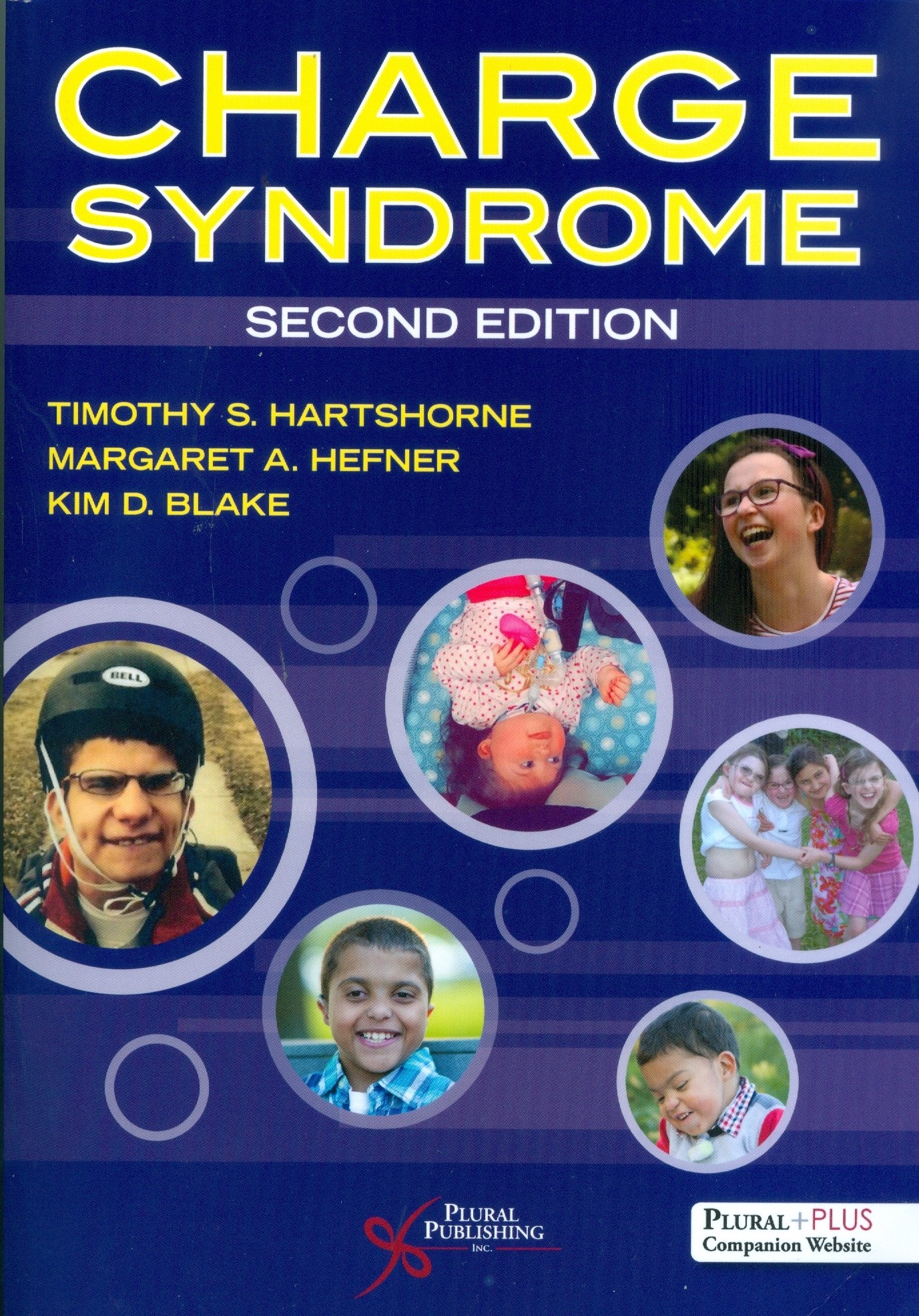 CHARGE Syndrome, 2nd edn